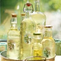 Sirup, Salz und Etiketten