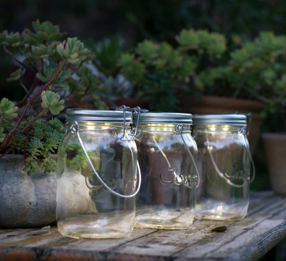 Sonnenlicht in gl sern und drei give aways dramaqueenatwork - Glaser dekorieren mit sand ...