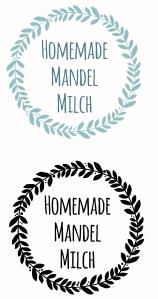 Mandelmilch dramaqueenatwork