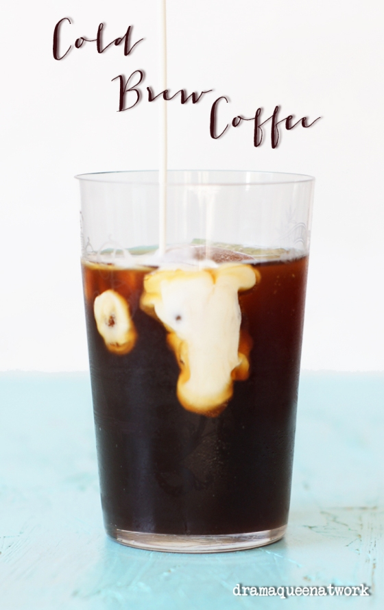 Cold Brew Coffee dramaqueenatwork