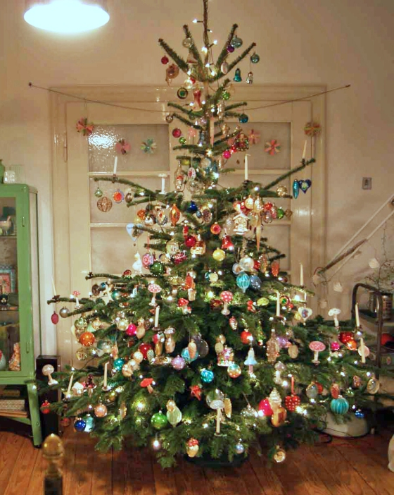 Weihnachtsbaum dramaqueenatwork