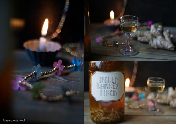 ingwer whiskey likör dramaqueenatwork