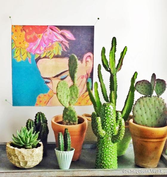 frida und die kaktusvase dramaqueenatwork