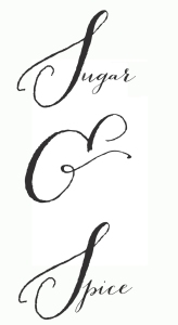 Sugar Spice Dramaqueenatwork