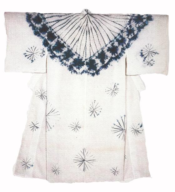 shibori-kimono