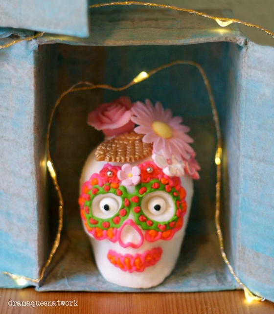 sugar skulls dramaqueentwork