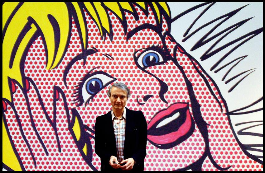 Roy lichtenstein dramaqueenatwork - Pop art roy lichtenstein obras ...